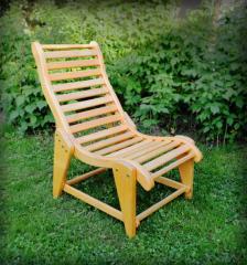 Мебель дачная деревянная