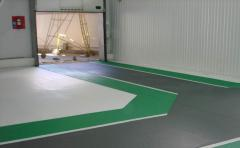 Полимербетонние підлоги