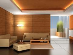 Декоративные стеновые панели из дерева
