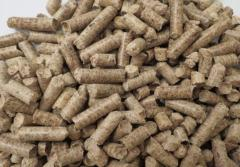 Pellets Kiefer in Säcke von Big-Bag 1000 kg