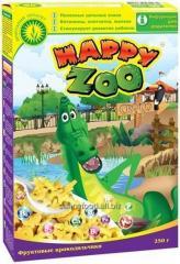 """Фруктовые крокодильчики ТМ """"Happy"""