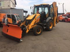 Dump for JCB 3cx 4skh (for snow cleaning)