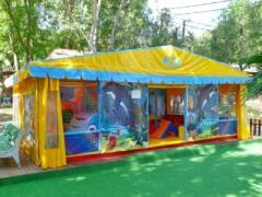 Игровая комната «Кроха»
