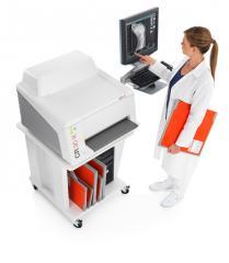 Цифровые настенные преобразователи рентгеновских снимков CR 12-X, CR 15-X и CR 30-Xm