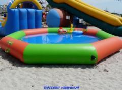 Pool inflatable