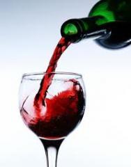 Виноматериал столовый сухой красный