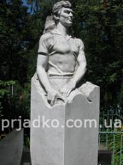 Установка скульптуры Украина