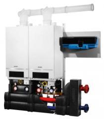 Комплект оборудования Logapak GB162 V2 Profi котлы в линию арт.1622001710