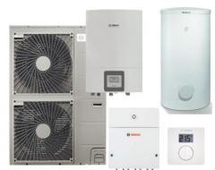 Комплект оборудования Logapak Bosch Compress 3000 AWES 8 арт.3001701005