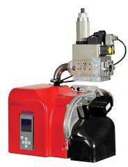 Газовая горелка Ecoflam MAX GAS 170 PAB TW TC арт.3142782