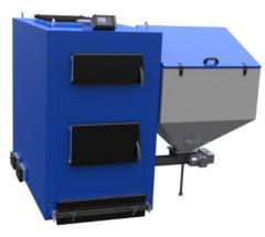 Котел твердотопливный Elektromet EKO KWP100L арт.40210102LB