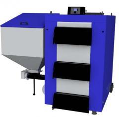 Котел твердотопливный Elektromet EKO KWP100R арт.40210101PB