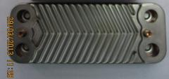 Теплообменник котла U002/U004/U102/U104 арт.7101160