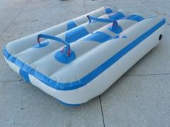 Inflatable sledge