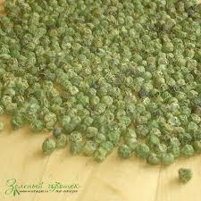 Pepper green, India