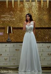 Wedding dress, model 536