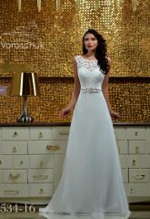 Wedding dress, model 534