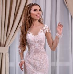 Wedding dress, model 610