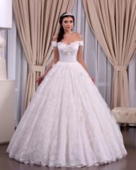 Wedding dress, model 626 (ballgown)
