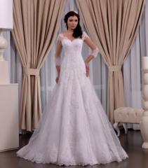 Wedding dress, model 645