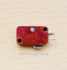 Микропереключатель В601-2С