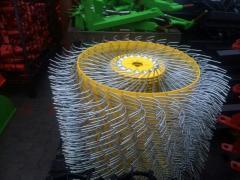Диски солнышко для граблей-ворошилок BOMET