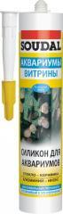 Лепило-херметик за аквариуми