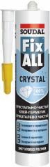 Клей-герметик FIX ALL крист.80 мл