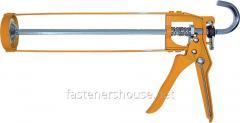Пистолет д/герметика рамный COX