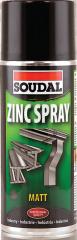 Антикоррозионный аэрозоль Zinc Spray 400мл