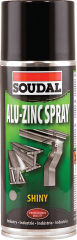 Аэрозоль Alu-Zinc Spray антикороз.цинк.средст