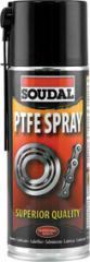 Проникающе смазывающий аэрозоль PTFE Spray...