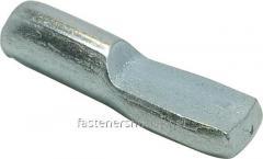 Полкодержатель 5/7,5x20 мм лопатка