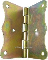 Петля декоративна 80/63 мм, ST