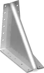 Опора угловая KNAG 125х125х2,0
