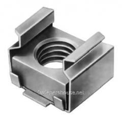 Гайка М4 закл 04 цб 1,7-2,5 10х9