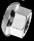 Гайка М20х1,5 коліс 8 цб DIN74361A