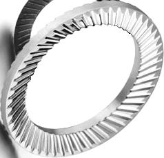Шайба 6 пруж цб с насечкой тип VS D10 s0,9