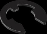 Шайба DIN6799 2 быстросъёмная БП