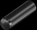 Штифт DIN6325 2х16 цилиндр бп закаленный