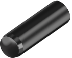 Штифт DIN6325 8х40 цилиндр бп закаленный