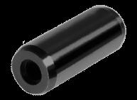Штифт DIN7979 10х28 цилиндр бп внутр.резьб
