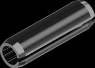 Штифт DIN1481 4х12 пружин бп