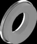 Шайба с резиновой прокладкой EPDM 8,4 А2 D22