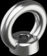 Гайка с кольцом (рым-Гайка)