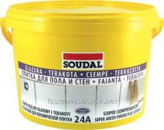 Суперклей для плитки 24А