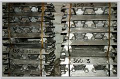 Алюминий для раскисления, производства ферросплавов и алюминотермии