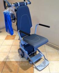 Подъемник лестничный ступенькоход с креслом Alber Scalacombi S36