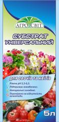 Substratum of un_versalniya of Agrosv_