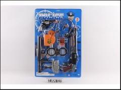Игрушечный полицейский набор CJ-1072848
